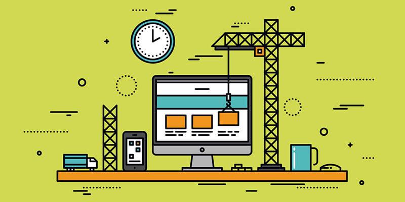 企业营销网站建设